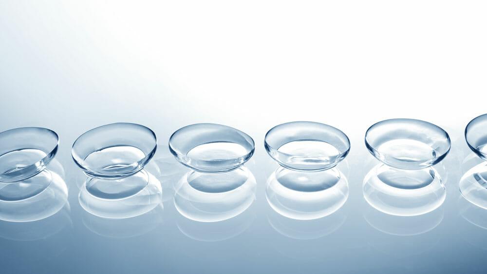 Mit dem Kontaktlinsenabo haben Sie immer Ihre Kontaktlinsen und das Pflegemittel parat